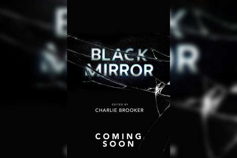 Sci-Fi TV Series Books - The 'Black Mirror' TV Series is Being Turned into a Three-Part Book Series