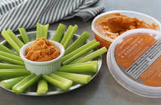 Curried Cashew Dips