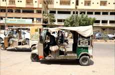 Refugee Rickshaw Services - This Award-Winning Rickshaw Service in Karachi Helps the Displaced