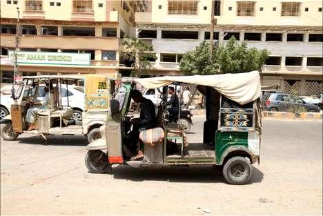 Refugee Rickshaw Services