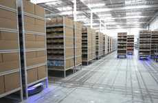 Robot-Run Warehouses