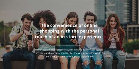 Personalized E-Commerce Tools - The Communication and Sales Tool Merges In-Store and Online Shopping