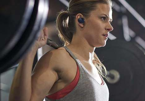 Intense Workout Earbuds - The Bose SoundSport Free Wireless Headphones are Ergonomic