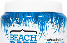 Pearl Protein Hair Masks - The Beach Babe Butter Masque Was Designed for Dry or Damaged Hair