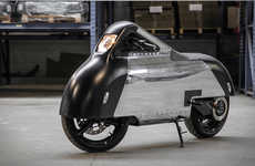 Enclosed Electric Bikes