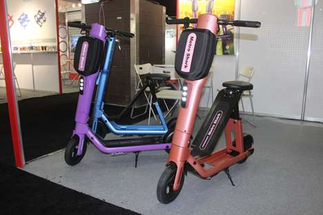 Transitional Orientation Scooters