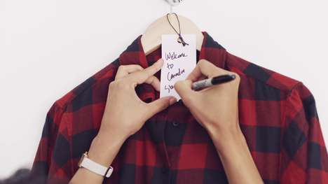 Canadian Flannel Popup Initiatives