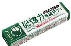 Memory Aid Chewing Gums - Lotte's Functional Chewing Gum is Touted for Its Memory-Enhancing Benefits