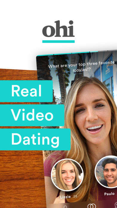 Video Dating Apps - 'Ohi' Lets Users Craft Video Profiles and Conduct Video Chats