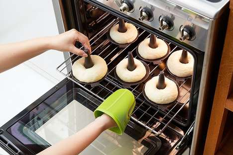 Malleable Bagel Baking Molds