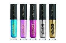 Peel Off Glitter Eyeliners - Too Faced's 'Glitter Pop Peel Off Eyeliner' Keeps Sparkles in Place