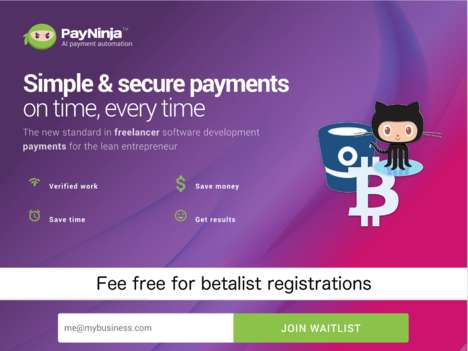 Freelancer Payment Platforms - 'PayNinja' Saves Time, Money and More with a Streamlined Process