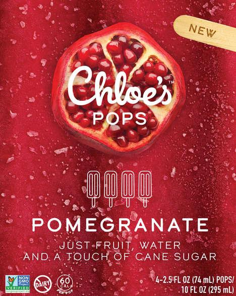 Three-Ingredient Fruit Pops