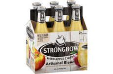 Heirloom Apple Ciders - The Strongbow Artisanal Blend Hard Apple Ciders are Gluten-Free