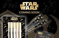 Sci-Fi Makeup Collections - Cargo Cosmetics and Disney are Releasing a Star Wars Makeup Line