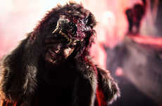 Fear-Inducing Halloween Attractions - Halloween Haunt at Canada's Wonderland Introduces New Terrors