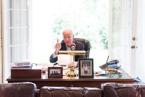 Vice Presidential Podcasts - Joe Biden is Doing a Daily News Podcast Called Biden's Briefing