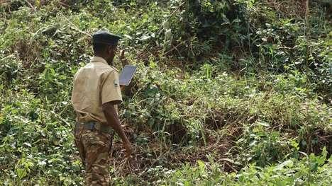 Offline Deforestation-Determining Apps