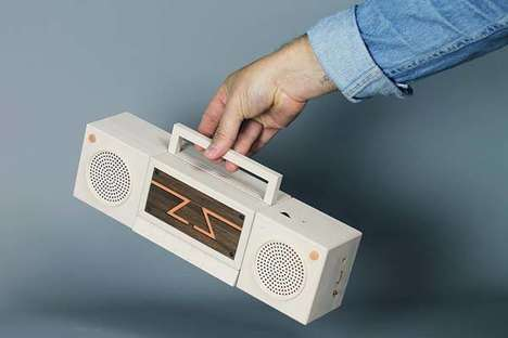 Retro Projection Game Consoles
