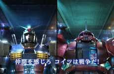 Anime VR Attractions - Tokyo's VR Zone Shinjuku is Unveiling a VR Experience Based on Gundam