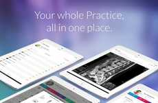 Secure Practitioner Data Apps - The 'SeriousMD' App Manages Patient Data for Doctors