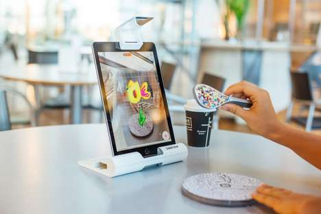 AR Digital Design Devices