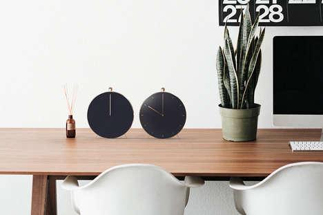 Disguised Speaker Clocks