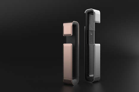 Demure Connected Door Locks - The 'Smart Lock' Design is Simple, Stylish and Functional