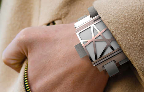 Menopausal Relief Wearables - The 'Grace' Bracelet Offsets the Experiences of Hot Flashes