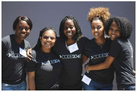 Diverse Tech Fellowships - Code2040's Fellows Program for Latinx and Black Students is Now in NYC