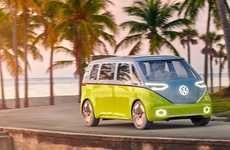 Electric Microbus Designs