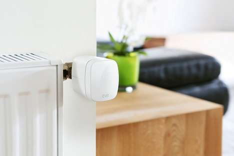 Intelligent Radiator Controllers - The elgato Eve Thermo Thermostatic Radiator Valve is Feature-Rich