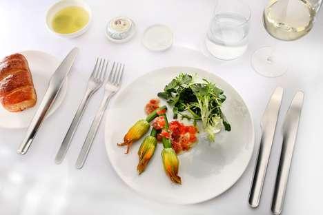 Premium Aircraft Dinnerware