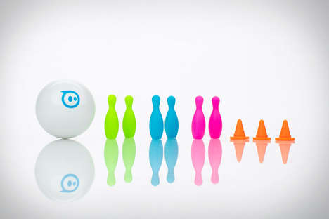 Miniature Robotic Ball Toys - The Sphero Mini Lets Kids Get Started with Programming
