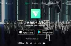 VR Video Communities - Startup VeeR is a Popular Global Virtual Reality Video Content Network