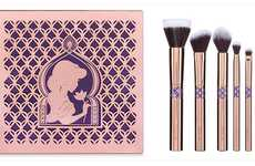 Disney Princess Brush Sets - These Disney Makeup Brushes From Luxie are Inspired by Princess Jasmine