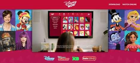 Branded Kids Media Apps