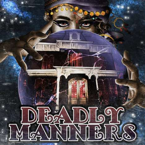 Theatrical Mystery Podcasts - 'Deadly Manners' is a Murder Mystery Told Like a 1940s Radio Drama