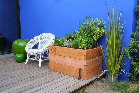 Urban Gardening Boxes