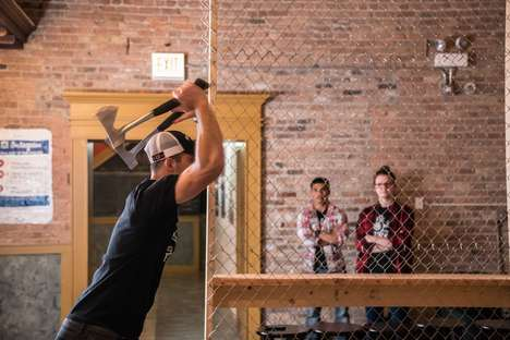Axe Throwing Competitions - Bad Axe Throwing is Hosting the World Axe Throwing League Championship
