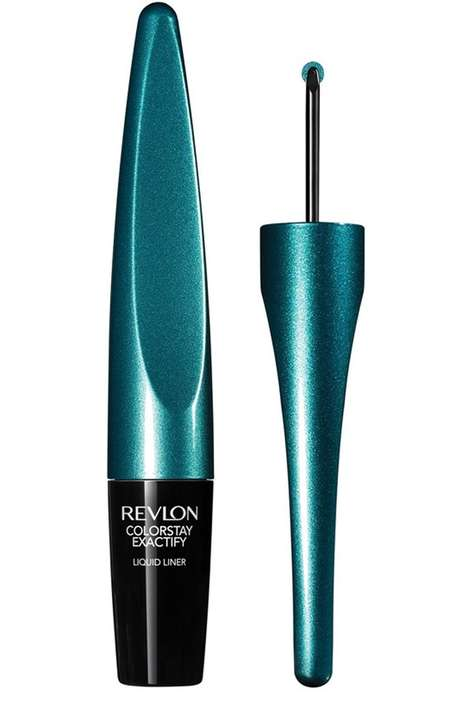 Pizza Cutter-Inspired Eyeliners - Revlon's 'ColorStay Exactify Liquid Liner' is Incredibly Precise
