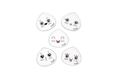 Emoji-Branded Makeup Sponges