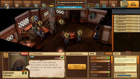 Meta-Adventure Role-Playing Games