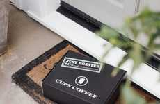 Coffee Pod Subscription Services - Cups Coffee Delivers High Quality Coffee to Subscribers' Doors