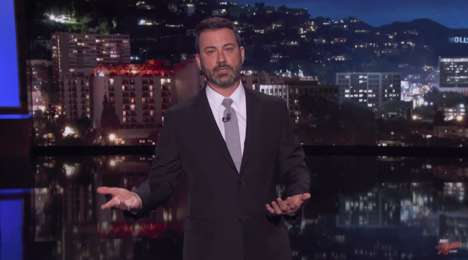 Limiting Access to Firearms - Jimmy Kimmel's Talk on Gun Violence Follows the Las Vegas Shooting