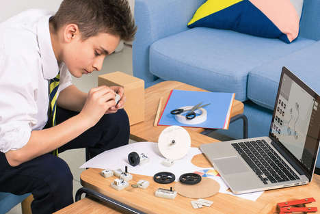 Multi-Disciplinary STEM Kits - SAM Labs' STEM Kit Can Be Used in Biology or Art Classes