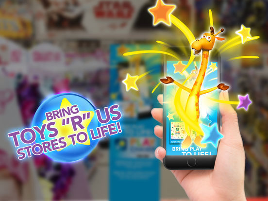 AR Toy Aisle Apps