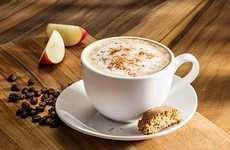 Apple Butter Lattes - This Fall Latte from Olive Garden Blends Caramel Apple Butter and Cinnamon