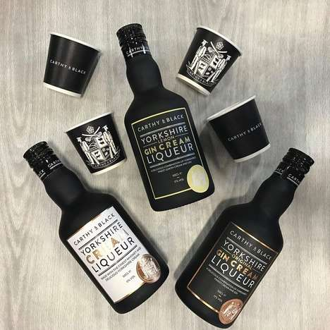 Fresh Cream Liqueur Collections