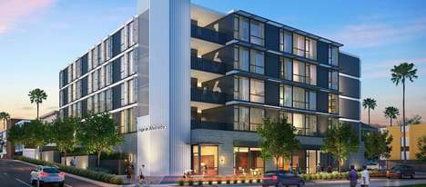 Shipping Container Developments - LA is Developing 84 Units of Affordable Housing